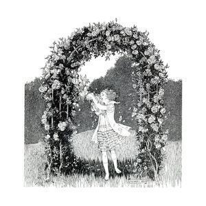 I Wonder - Child Life by Mildred Lyon