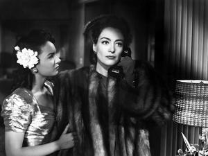 Mildred Pierce, Ann Blyth, Joan Crawford, 1945