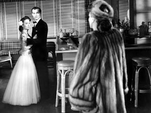 Mildred Pierce, Ann Blyth, Zachary Scott, Joan Crawford, 1945