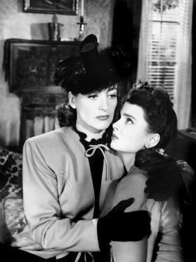 Mildred Pierce, Joan Crawford, Ann Blyth, 1945