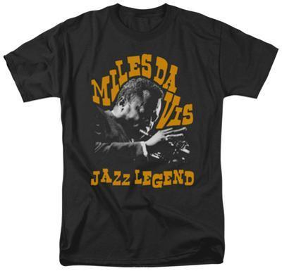 Miles Davis - Jazz Legend