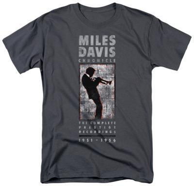 Miles Davis - Miles Silhouette