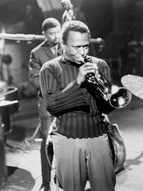 Miles Davis Performing in 1960