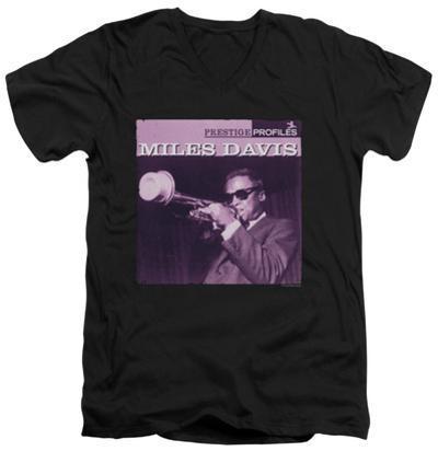 Miles Davis - Prince V-Neck