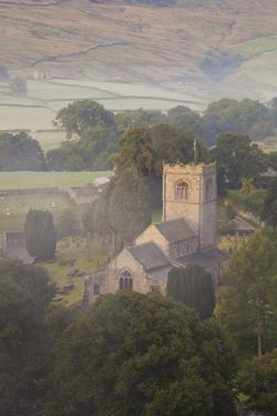 Church, Burnsall, Yorkshire Dales National Park, Yorkshire, England, United Kingdom, Europe by Miles Ertman