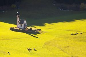 Saint Johann Church by Miles Ertman