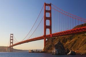 Golden Gate Bridge, San Francisco, California, United States of America, North America by Miles