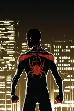 Miles Morales: Ultimate Spider-Man No. 1: Spider-Man