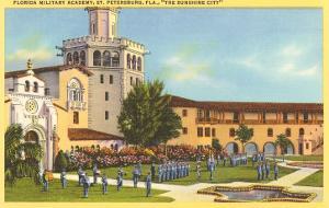Military Academy, St. Petersburg, Florida