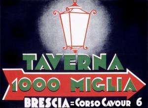 Mille Miglia Taverna