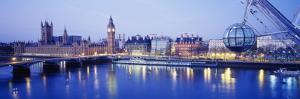 Millennium Wheel, London, England, United Kingdom