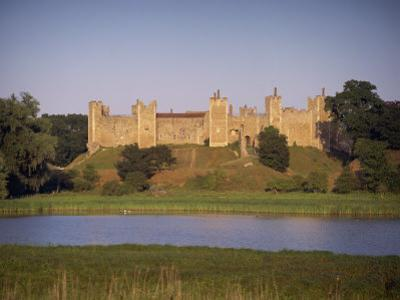 Framlingham Castle, Suffolk, England, United Kingdom, Europe