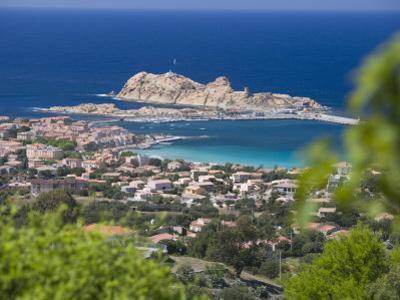 L'Lle Rousse, Corsica, France, Mediterranean, Europe