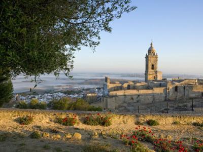 Misty View, Medina Sidonia, Andalucia, Spain, Europe