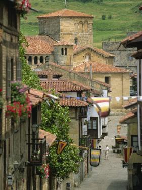 Santillana Del Mar, Cantabria, Spain, Europe by Miller John