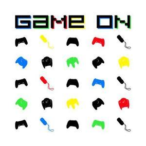 Game On Controls by Milli Villa