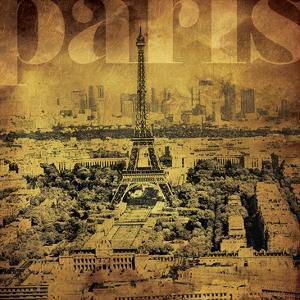 Golden Paris by Milli Villa