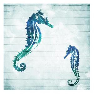 Horses In The Sea by Milli Villa