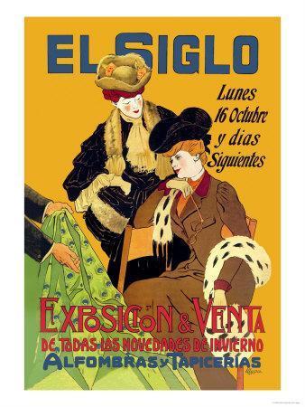 El Siglo: Exposicion y Venta