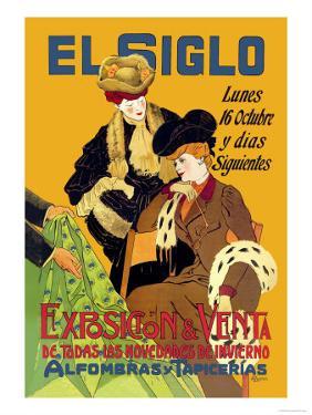 El Siglo: Exposicion y Venta by Milo Winter