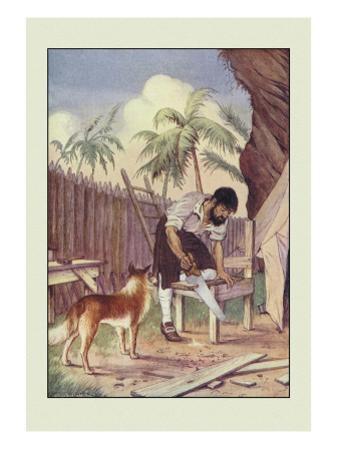 Robinson Crusoe: I Made Me a Table