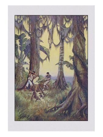 Robinson Crusoe: Nor Can I Tell