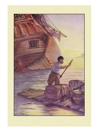 Robinson Crusoe: With This Cargo I Put to Sea