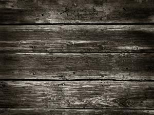 Old Wood Background from a Wood Houses Wall - Sepia by milotus