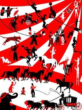 Circus by Milovelen