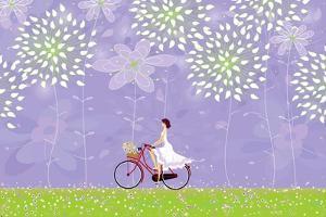 Cycling by Milovelen