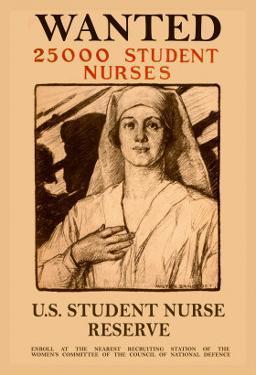 Wanted 25,000 Student Nurses by Milton Bancroft