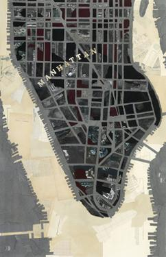 Manhattan by Milton Coppo
