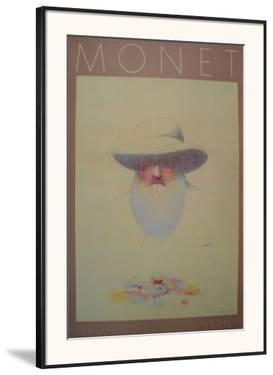 Homage a Monet by Milton Glaser
