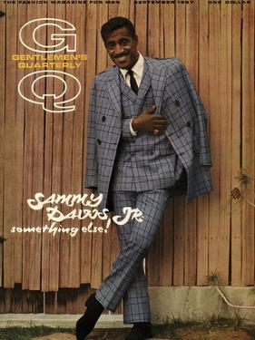 GQ Cover - September 1967 by Milton H. Greene