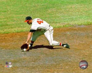 Milwaukee Braves - Eddie Mathews Photo