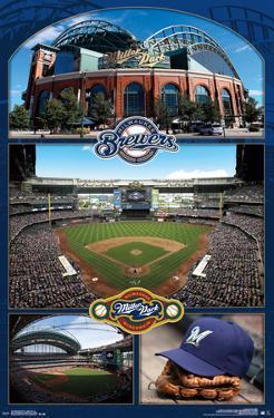Milwaukee Brewers- Miller Park 2016