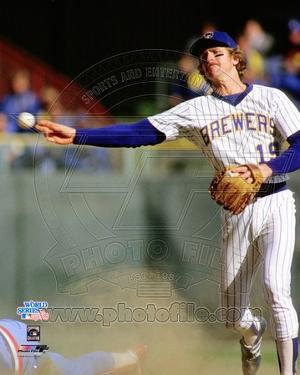 Milwaukee Brewers - Robin Yount Photo