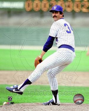 Milwaukee Brewers - Rollie Fingers Photo
