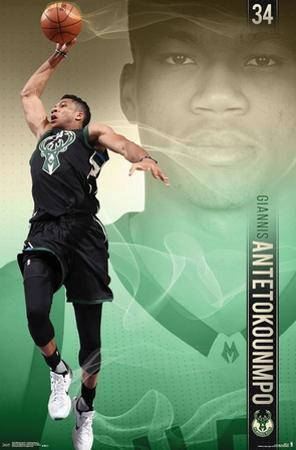 Milwaukee Bucks- G Antetokounmpo 17