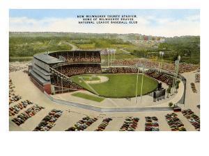 Milwaukee Stadium, Wisconsin