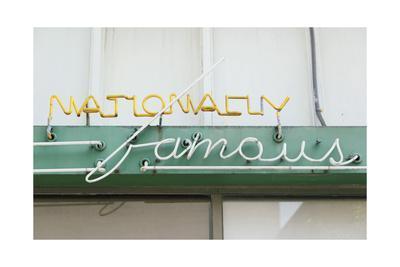Nationally Famous