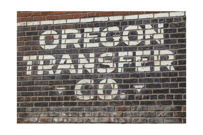 Oregon Transfer
