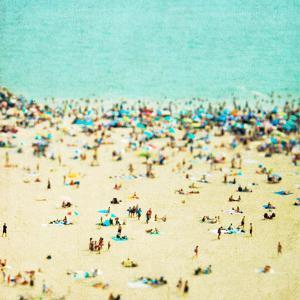 Coney Island Beach1 by Mina Teslaru