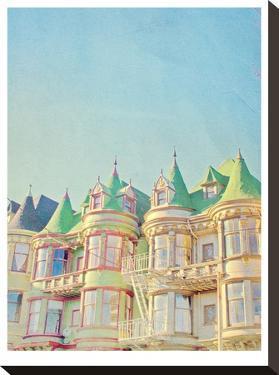 San Francisco Tops2 by Mina Teslaru