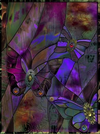 Butterfly Jewels by Mindy Sommers