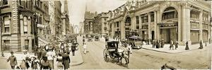Fifth Ave 1902 by Mindy Sommers