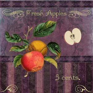 Fresh Apples by Mindy Sommers