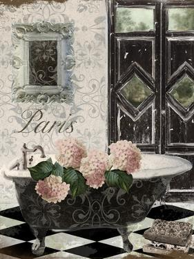 Le Bain Hydrangea by Mindy Sommers