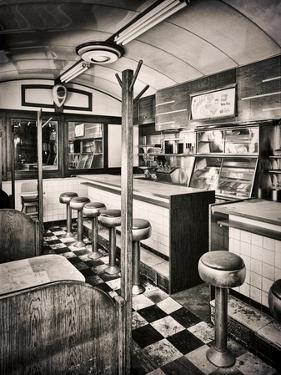 Retro Diner by Mindy Sommers