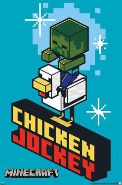 Minecraft - Chicken Jockey